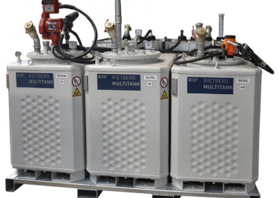 Mobile Fuel Depot TPF5